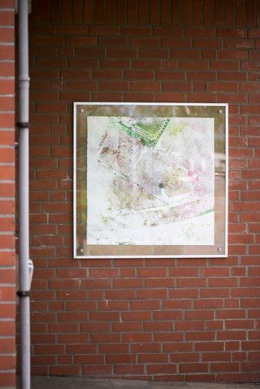 Susanne von Bülow und Ruppe Koselleck: Grund + Boden, (Foto: KUNST@SH/Jan Petersen, 2017)