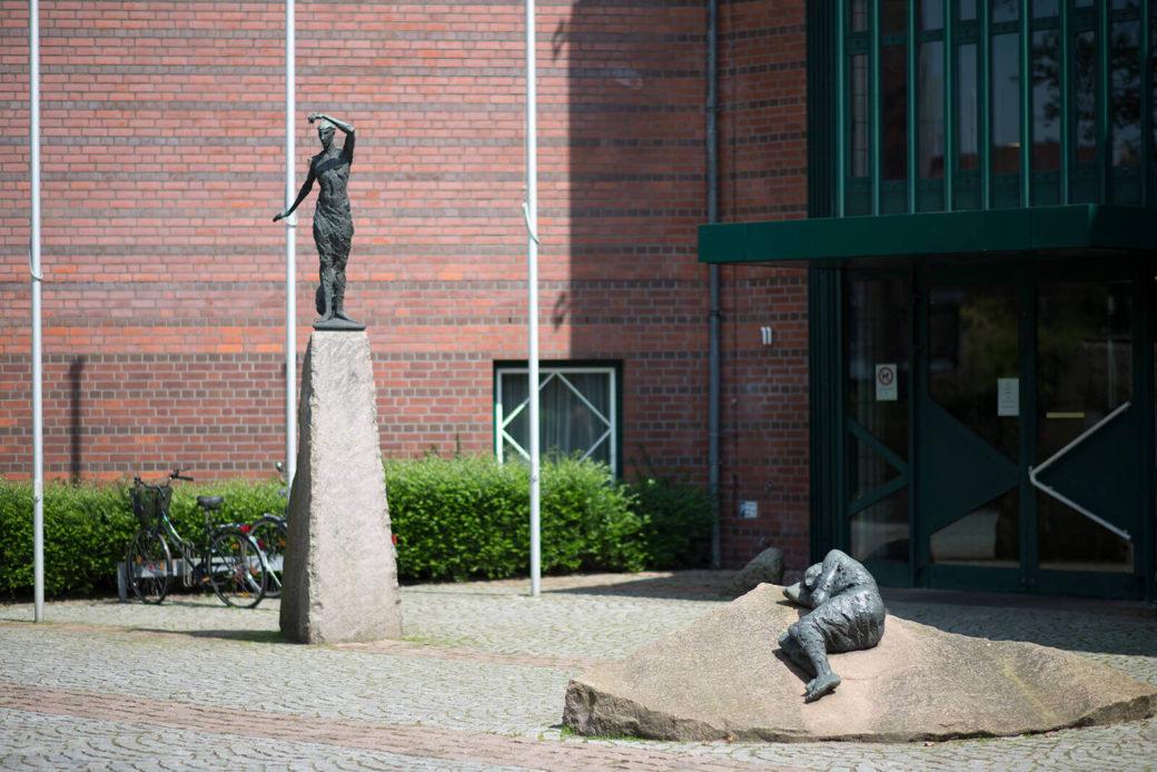 Doris Waschk-Balz: Figurengruppe, (Foto: KUNST@SH/Jan Petersen, 2017)