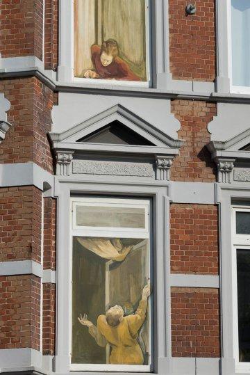 Christian Imme: Fenster-Bilder, (Foto: KUNST@SH/Jan Petersen, 2017)
