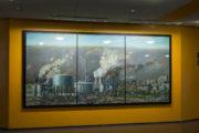 Harald Duwe: Große Industrielandschaft