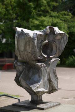 Walter Arno: Skulptur, (Foto: KUNST@SH/Jan Petersen, 2017)