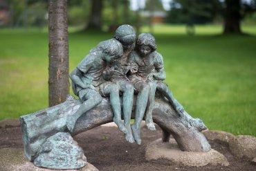 Kindergruppe, (Foto: KUNST@SH/Jan Petersen, 2017)
