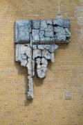 Cathy Fleckstein: Wandplastik