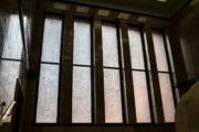 Dagmar Schulze-Roß: Glasschliff-Fenster im Kieler Rathaus