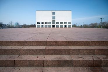 Ian Hamilton Finlay: Proposal for a Kunsthalle, (Foto: KUNST@SH/Jan Petersen, 2018)