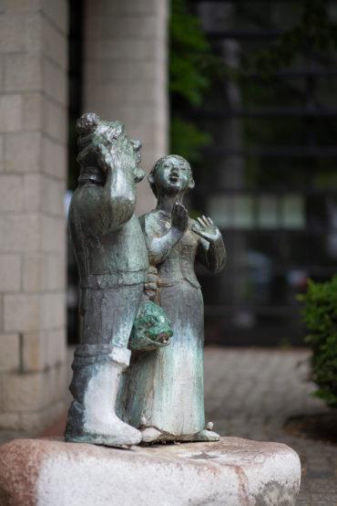 De Fischer un sin Fru, (Foto: KUNST@SH/Jan Petersen, 2018)