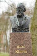 Adolf Brütt: Theodor-Storm-Büste