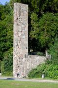 Alwin Blaue und Hermann Suhr: Seesoldaten-Denkmal