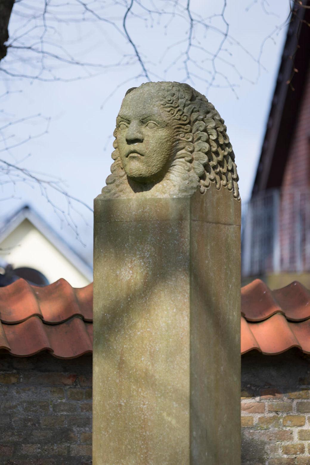 Annette Streyl: Löwe, (Foto: KUNST@SH/Jan Petersen)