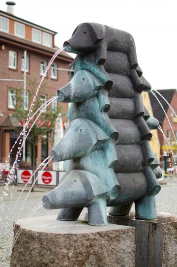 Ben Siebenrock: Schweineberg, (Foto: KUNST@SH/Jan Petersen)