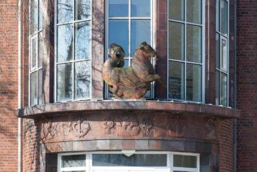 Franz Blazek: Maritime Figuren, (Foto: KUNST@SH/Jan Petersen)