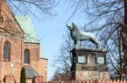 Braunschweiger Löwe in Ratzeburg