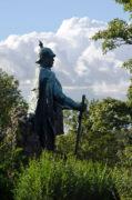 Adolf Brütt: Bismarck-Denkmal