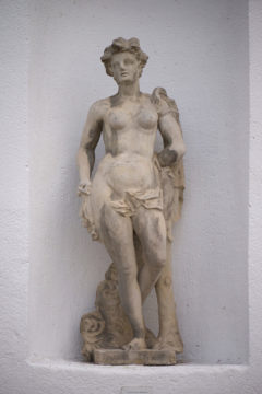 Unbekannter norddeutscher Bildhauer: Diana, (Foto: KUNST@SH/Jan Petersen, 2016)