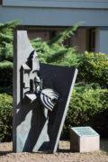 Doris Waschk-Balz: Mahnmal für die zerstörte Synagoge