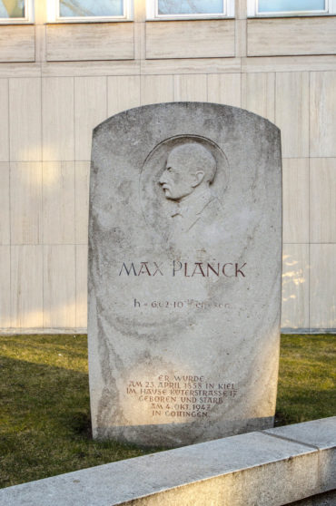 Erwin Scheerer: Max-Planck-Denkmal, (Foto: KUNST@SH/Jan Petersen)