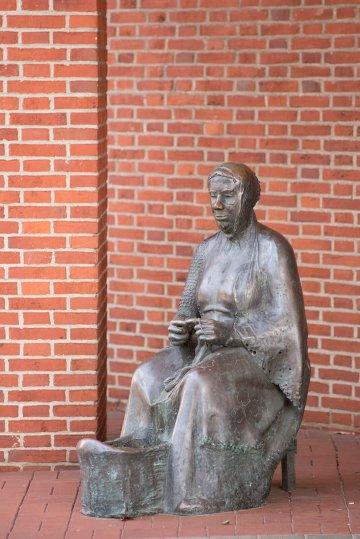 Frauke Wehberg: Stutentrine, (Foto: KUNST@SH/Jan Petersen)