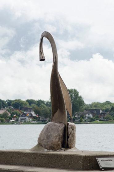 B. Lothar Frieling: Seezeichen, (Foto: KUNST@SH/Jan Petersen)
