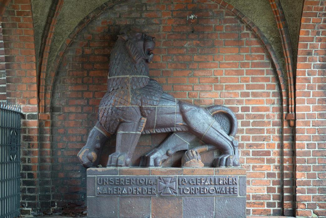 Fritz Theilmann: Denkmal für die Gefallenen der Torpedowaffe, (Foto: KUNST@SH/Jan Petersen)