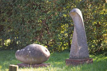 Fritzi Metzger und Peter Sebastian Lange: Vogel und Fisch, (Foto: KUNST@SH/Jan Petersen)