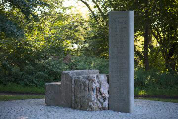 Gedenkstätte am Arbeitserziehungslager Nordmark, (Foto: KUNST@SH/Jan Petersen)