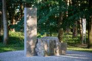 Gedenkstätte am Arbeitserziehungslager Nordmark