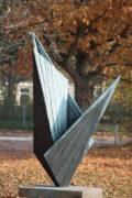 Gerhard Brandes: Aufsteigende Form