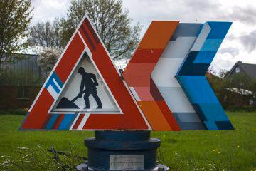 Holger Gnass: Symbolplastik, (Foto: KUNST@SH/Jan Petersen)