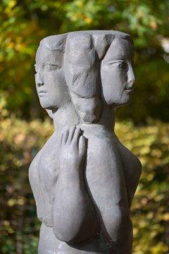 Hans Kock: Doppelfigur