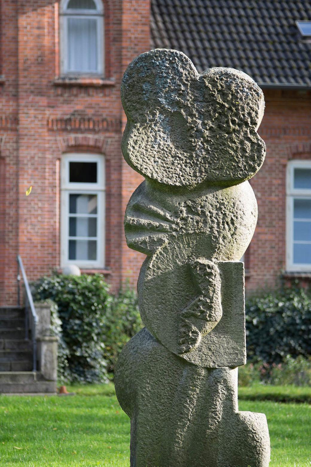 Hans Kock: Wächterin, (Foto: KUNST@SH/Jan Petersen)