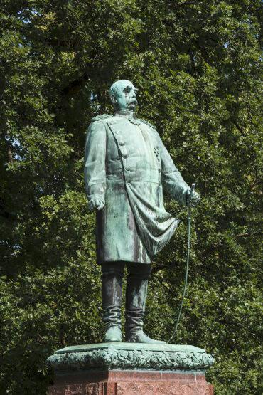 Harro Magnussen: Bismarck-Denkmal, (Foto: KUNST@SH/Jan Petersen)