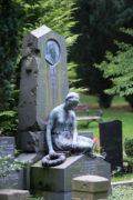 Heinrich Mißfeldt: Grabmal für Johann Meyer