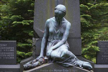 Heinrich Mißfeldt: Grabmal für Johann Meyer, (Foto: KUNST@SH/Jan Petersen)