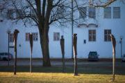 Jan Koblasa: Christus und vier Boten
