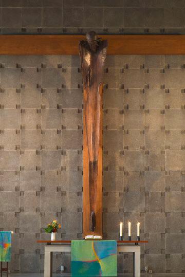 Jan Koblasa: Paul-Gerhardt-Kreuz, (Foto: KUNST@SH/Jan Petersen)