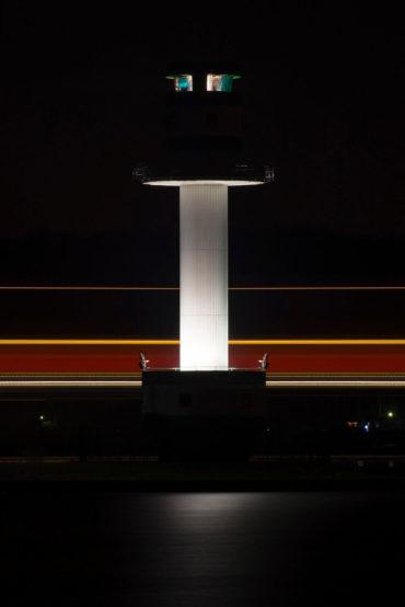 Jan Petersen: Leuchtspuren, (Foto: KUNST@SH/Jan Petersen)