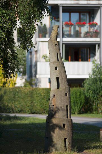 Jo Kley: Turm, (Foto: KUNST@SH/Jan Petersen)