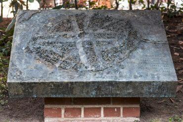 Karl-Henning Seemann: Memorial der Kieler Altstadt, (Foto: KUNST@SH/Jan Petersen)