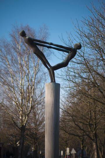 Karlheinz Goedtke:- Balance, (Foto: KUNST@SH/Jan Petersen, 2017)