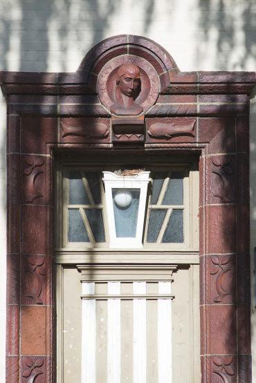 Richard Emil Kuöhl und Fritz Theilmann: Keramikportale, (Foto: KUNST@SH/Jan Petersen)