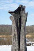 Magdalena Abakanowicz: Handlike Tree – Figura Ultima