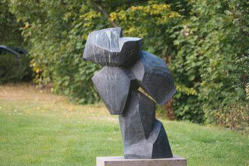 Manfred Sihle-Wissel: Bewegte Form, (Foto: KUNST@SH/Jan Petersen, 2016)