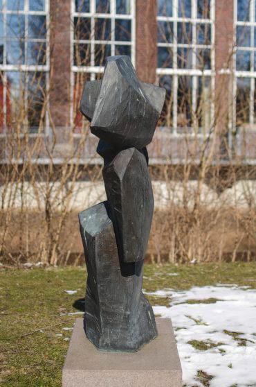 Manfred Sihle-Wissel: Bewegte Form, (Foto: KUNST@SH/Jan Petersen)