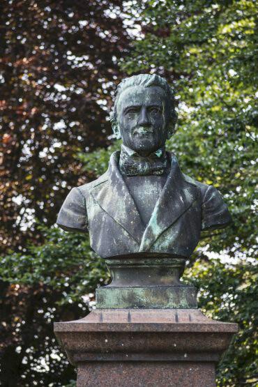 Denkmal für Marcus Hartwig Holler, (Foto: KUNST@SH/Jan Petersen)