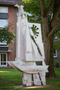 Martin Frey: Idee eines Segelschiffs