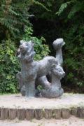 Max Schegulla: Hund und Katze