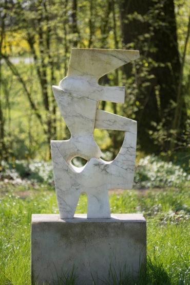 Pierre Schumann - Komposition 3 Vögel, (Foto: KUNST@SH/Jan Petersen, 2016)