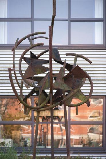 Pierre Schumann: Freiplastik, (Foto: KUNST@SH/Jan Petersen)