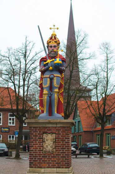 Standbild Roland von Wedel, (Foto: KUNST@SH/Jan Petersen)