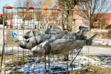 Manfred Schütt: Fische, (Foto: KUNST@SH/Jan Petersen)